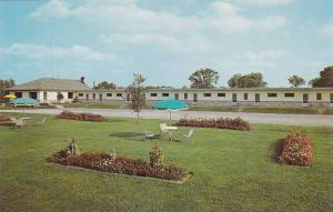 Clear View Motel, Peterborough, Ontario, Canada, 40-60s