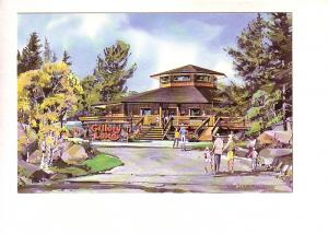The Gallery on the Lake Hotel, Buckhorn, Ontario, Artist's Rendition