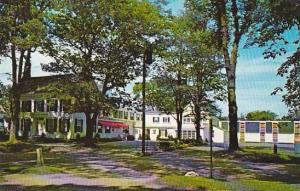 Maine Brunswick The Stowe House And Motor Inn