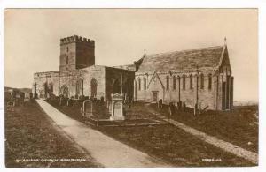 RP  St Adidan's Church, Bamburgh, UK, 00-10s