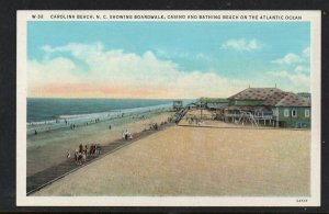 North Carolina colour pc  Carolina Beach Boardwalk, Casino unused
