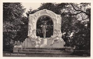 Austria Vienna Strauss Denkmal Photo