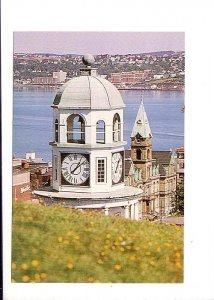 Old Town Clock on Citadel Hill, Halifax, Nova Scotia