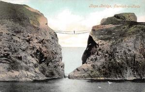 Carrick a Rede Rope Bridge Pont