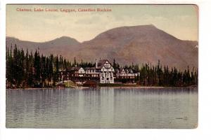 Chateau, Lake Louise, Laggan, Canadian Rockies, Alberta,