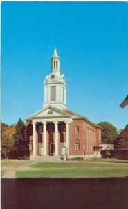 Daniel D. Tompkins Memorial Chapel, Utica, New-York unuse...