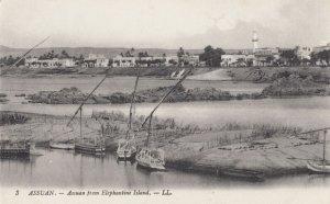 ASWAN (Egypt) , 00-10s ; from Elephanline Island