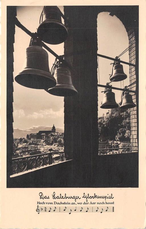 B68567 Austria Salzburger Glockenspiel Dachstein