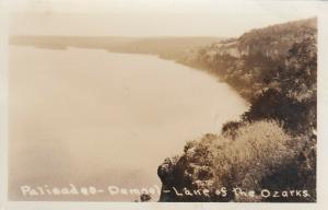 RP; DAMSEL, Missouri, 1910-30s; Palisades, Lake of the Ozarks