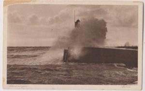 Lighthouse, Scheveningen Storm