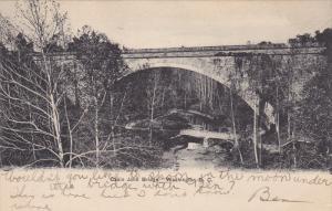 Cabin John Bridge, Washington, D.C., PU-1907