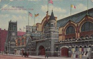 CHICAGO, Illinois, PU-1911 ; The Coliseum, Wabash Avenue & 15th Street