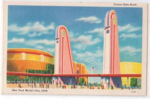 1939 NY Worlds Fair, Corona Gate North