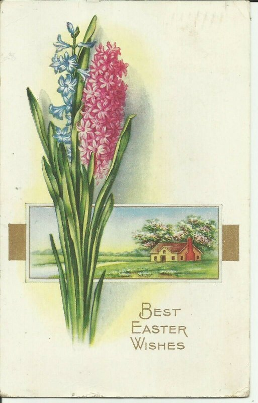 Best Easter Wishes   EMBOSSED