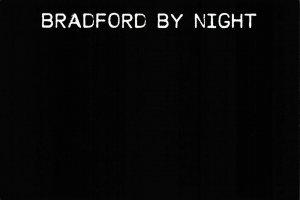 NEW Postcard, Bradford by Night, Humor, Novelty, Fun, Funny DM5