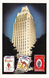 Cavalier Cigaretts Winston Salem, NC, USA Advertising Unused