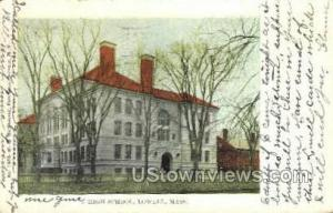 High School, Lowell Lowell MA 1906