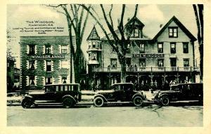 Canada - New Brunswick, Fredericton. The Windsor Hotel