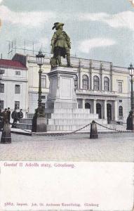 Gustaf Adolfs Staty, GOTEBORG , Sweden , 00-10s