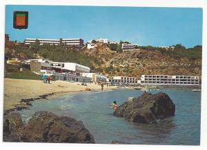 Morocco Maroc Al Hoceima Kemado Quemado Beach Vtg 4X6 Postcard
