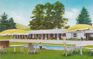 North Carolina Boone Cardinal Motel With Pool
