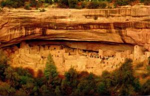 Arizona Mesa Verde National Park Cliff Palace Ruin