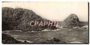 Postcard Modern Cap Corse Ile Rousse The semaphore