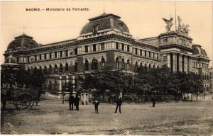CPA Espagne MADRID - Ministerio de Fomento (304010)