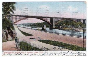 Washington Bridge and Speedway, New York