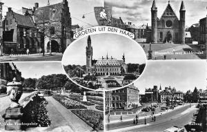 B106440  Netherlands Haag Vredespaleis Binnenhof Ridderzaal Hofweg