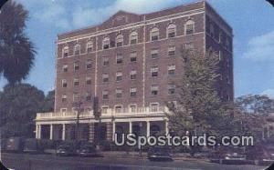 New Albany Hotel Albany GA Unused
