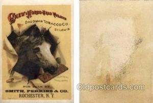 Chew Horse Head Tobacco, For sale by Smith, Perkins & Co.  Rochester, NY.  --...