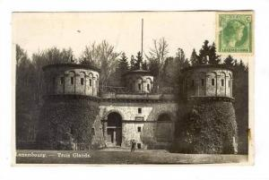 RP; Luxembourg, Trois Glands, PU-1934