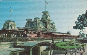 Walt Disney World Steam Railroad Walt Disney World Orlando Florida 1973