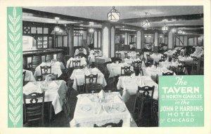 The Tavern, in the John P. Harding Hotel, Chicago
