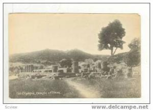 Ruins of The Temple Of Hera, Olympia, Greece, 00-10s