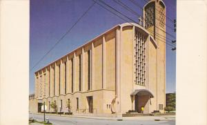 St. Columba's Cathedral, YOUNGSTOWN, Ohio, 40-60s