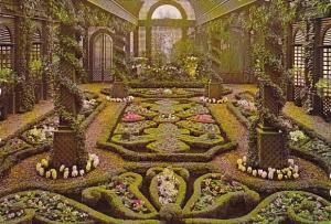 New Jersey Somerville The Duke Gardens The French Garden