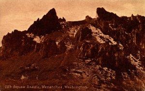 Washington Wenatchee Squaw Saddle