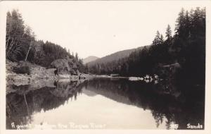 RP, A Quiet Spot On The Rogue River, Michigan, 1920-1940s
