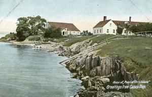 ME - Orr's Island, Pearl of Orr's Island Home of Pearl