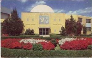Howell Memorial Science Building, Bob Jones University, Greenville, South Car...