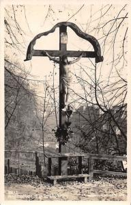 Austria Graz Franzosenkreuz am Schlossberg Crucifix Castle