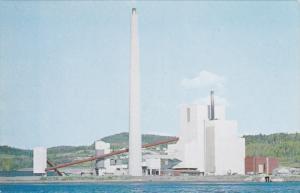 Power Plant, DALHOUSIE New Brunswick , Canada , PU-1988