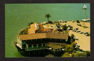 CA Tom Ham's Lighthouse Light House Restaurant SAN DIEGO California Postcard