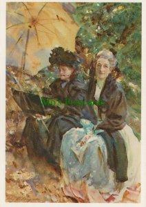 Art Postcard - John Singer Sargent - Miss Eliza Wedgwood  RR10161