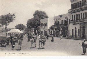 ASSUAN , Egypt , 00-10s ; The Front