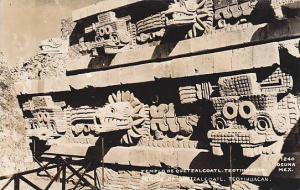 RP; Temple of Quetzalcoatl, Teotihuacan, Mexico, 00-10s