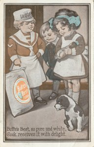ADV; 1910; BULTE'S BEST Flour # 2