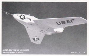 Military U S Air Force Northrop X4